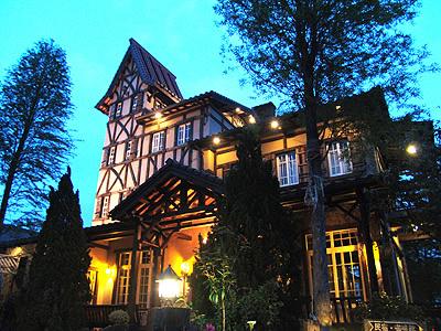 欧式农场房屋图片